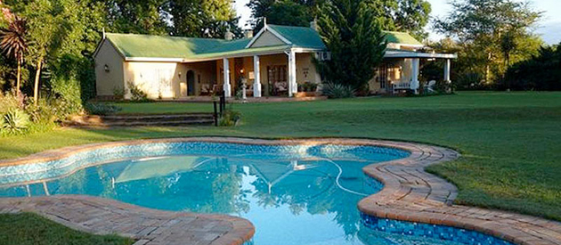 HOPEFIELD COUNTRY HOUSE, ADDO