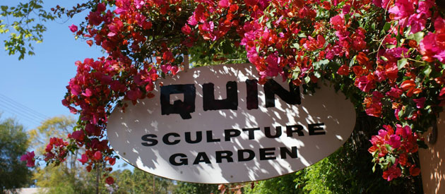 QUIN SCULPTURE GARDEN & GALLERY