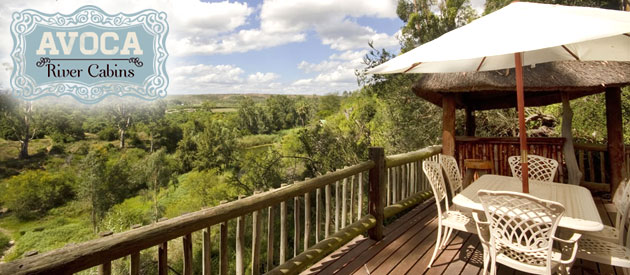 AVOCA RIVER CABINS, SUNDAYS RIVER VALLEY