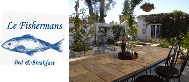 LE FISHERMANS B&B, SUMMERSTRAND